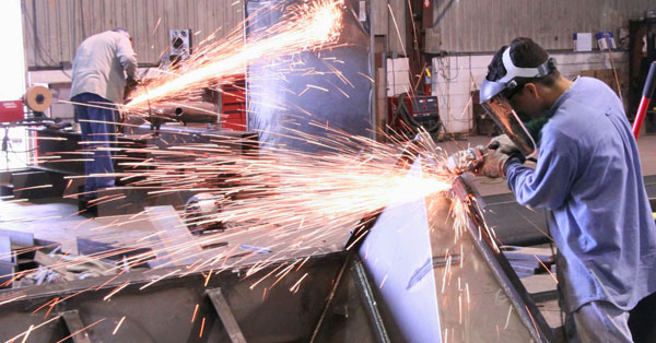 Service Metal Fabrication Toronto : Ward steel inc